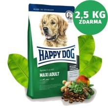 Happy Dog Supreme Maxi Adult 15 + 2,5 kg ZDARMA