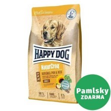 Happy Dog NaturCroq Chicken & Reis 15 kg