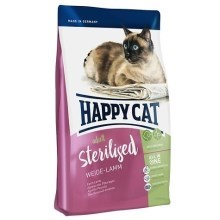 Happy Cat Sterilised Weide-Lamm 10 kg