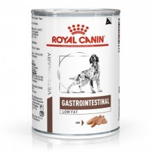 Royal Canin VD Canine Gastro Intestinal Low Fat konzerva 410 g