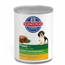 Hill's Canine konzerva Puppy Chicken 370 g