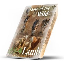 Taste of the Wild Multipack Lamb & Chicken Dog Tray 7x 390 g