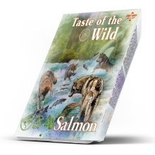 Taste of the Wild Multipack Salmon & Herring Dog Tray 7x 390 g