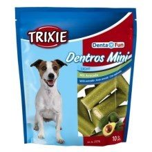 Trixie Denta Fun Dentros Mini Light s avokádem 10 ks/140 g