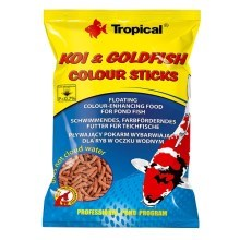 Tropical Koi-Goldfish Colour Stick 1000 ml sáček