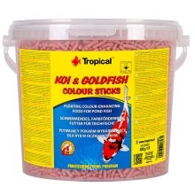 Tropical Koi-Goldfish Colour Stick 5 l kbelík