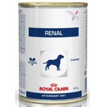 Royal Canin VD Canine Renal konzerva 410 g