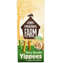 Supreme Tiny Farm Snack Harry Yippees - křeček 120 g