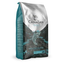 Canagan Cat Scottish Salmon 4 kg
