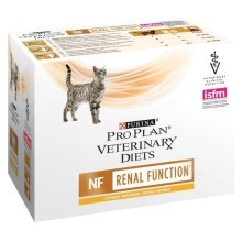 Pro Plan VD Feline NF Renal Function Chicken 10 x 85 g
