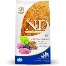 N&D Low Grain DOG Adult Lamb & Blueberry 2,5kg