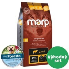 Marp Holistic Lamb ALS Grain Free SET 12 kg + Foresto 70