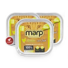 Marp Holistic Cat vanička Pure Chicken 100 g