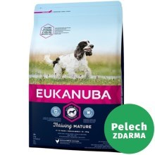 Eukanuba Mature & Senior Medium Breed 15 kg