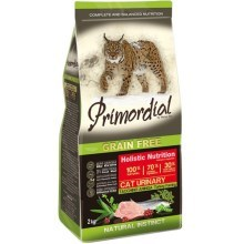 Primordial Cat Urinary Turkey & Herring 400 g