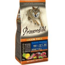 Primordial Dog Adult Tuna & Lamb 12 kg