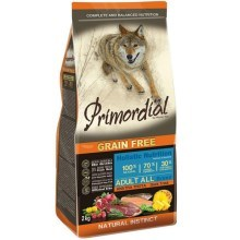 Primordial Dog Adult Trout & Duck 2 kg