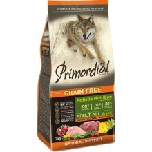 Primordial Dog Adult Deer & Turkey 2 kg