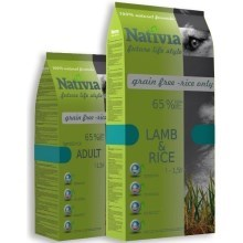 Nativia Adult Lamb&Rice 15kg