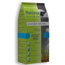 Nativia Adult Mini Duck&Rice 3 kg