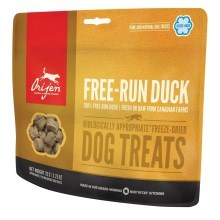 Orijen Dog Treats Free-Run Duck 92 g