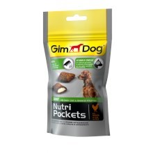 Gimdog Nutri Pockets Shiny 45 g