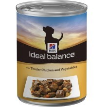 Hill's Canine konzerva Ideal Balance Adult Chicken & Vegetables 360 g
