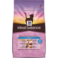 Hill's Feline Ideal Balance Kitten Chicken & Brown Rice 300 g