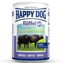 Happy Dog Premium konzerva Büffel Pur 400 g