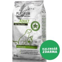 Platinum Natural Adult Chicken 5 kg