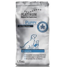 Platinum Natural Puppy Chicken 1,5 kg