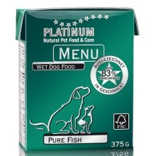 Platinum Natural Menu Ryby 375 g