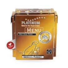 Platinum Natural Menu Iberico + krůta 375 g