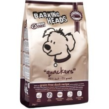 Barking Heads Quackers Grain Free 12 kg