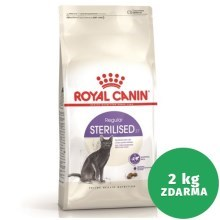 Royal Canin FHN Sterilised 10 + 2 kg ZDARMA
