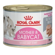 Royal Canin konzerva Mother & Baby Cat 195 g