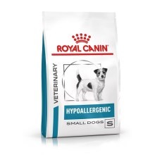 Royal Canin VD Canine Hypoallergenic Small Dog 1 kg