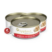 Konzerva Applaws Cat Chicken & Duck 156 g
