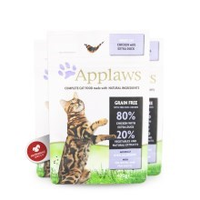 Applaws Cat Chicken with Duck 400 g