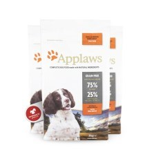 Applaws Dog Chicken Small&Medium Breed Adult 2 kg