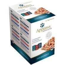 Applaws kapsička Cat Fish 12 x 70 g