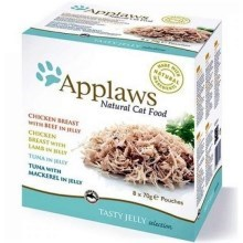 Applaws kapsička Cat Jelly MultiPack 12 x 70 g