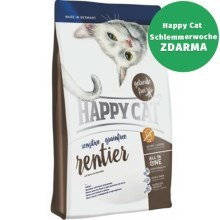 Happy Cat Sensitive Grainfree Rentier 4 kg