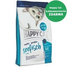 Happy Cat Sensitive Grainfree Seefisch 1,4 kg