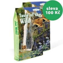 Taste of the Wild Rocky Mountain Feline Duo Pack 2x7kg