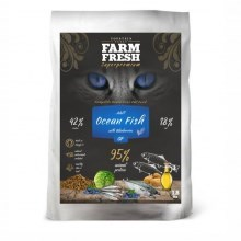 Farm Fresh Cat Adult Ocean Fish with Blueberries GF 1,8 kg