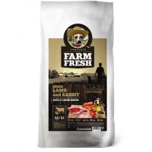 Farm Fresh GF Lamb & Rabbit Adult Large Breed 15 kg