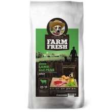Farm Fresh GF Lamb & Peas Adult 15 kg