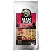 Farm Fresh Beef & Rice Adult 15 kg