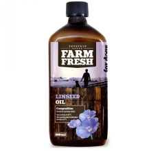 Farm Fresh Linseed Oil - Lněný olej 200 ml